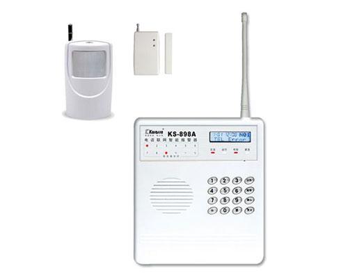电话联网智能报警器